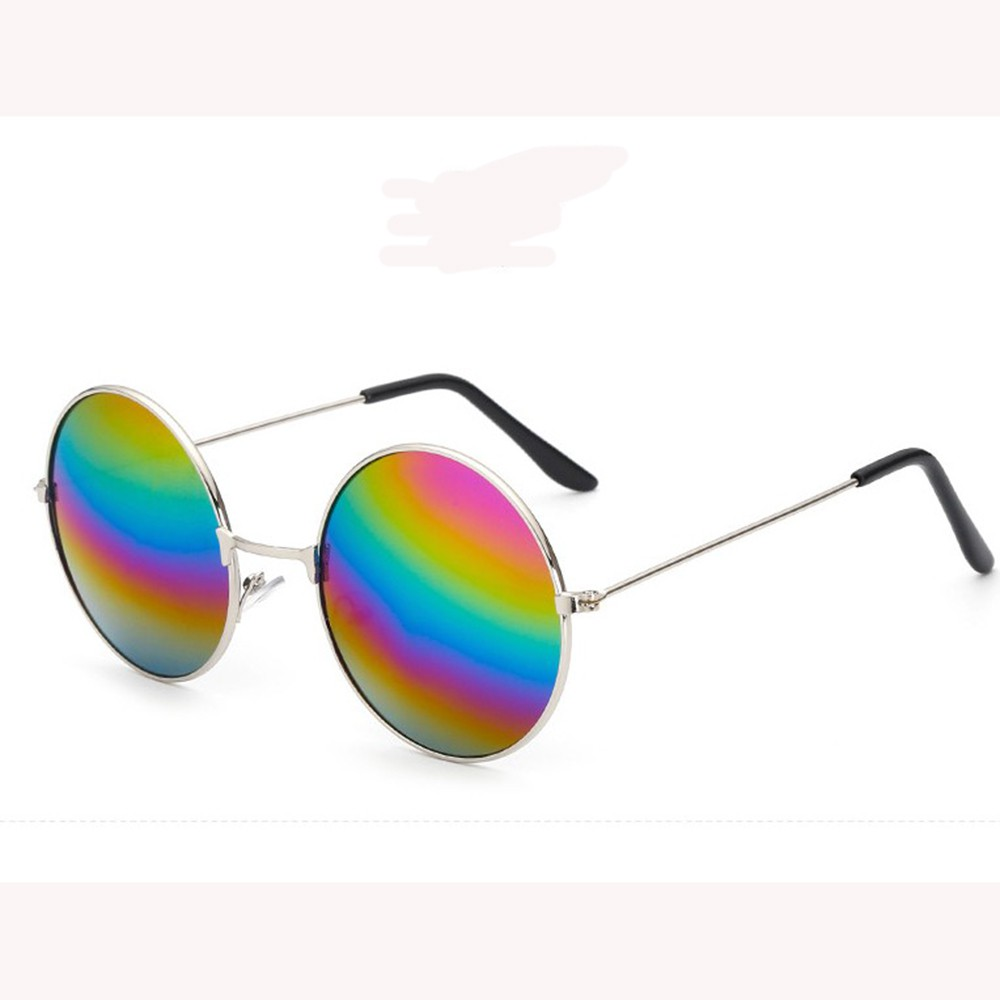 a0d6fbe52 Sun Gothic Shade Round Eyeglasses Sunglasses Metal Glasses   Shopee  Philippines