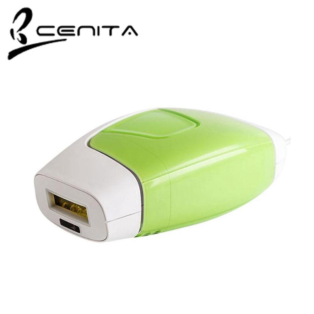 Laser Shaver Epilator Portable Electric Painless Shaving Device Body