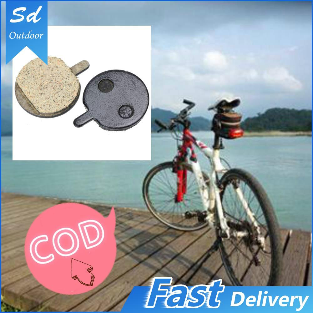 1 Pair Durable Bike MTB Resin Disc Brake Pads for JAK ZOOM