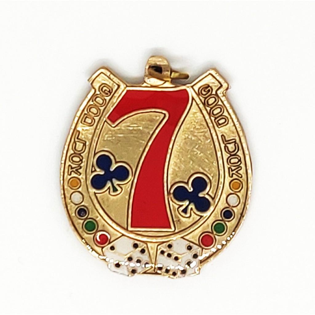 Feng Shui - Gambling Horseshoe / Good Luck Charm