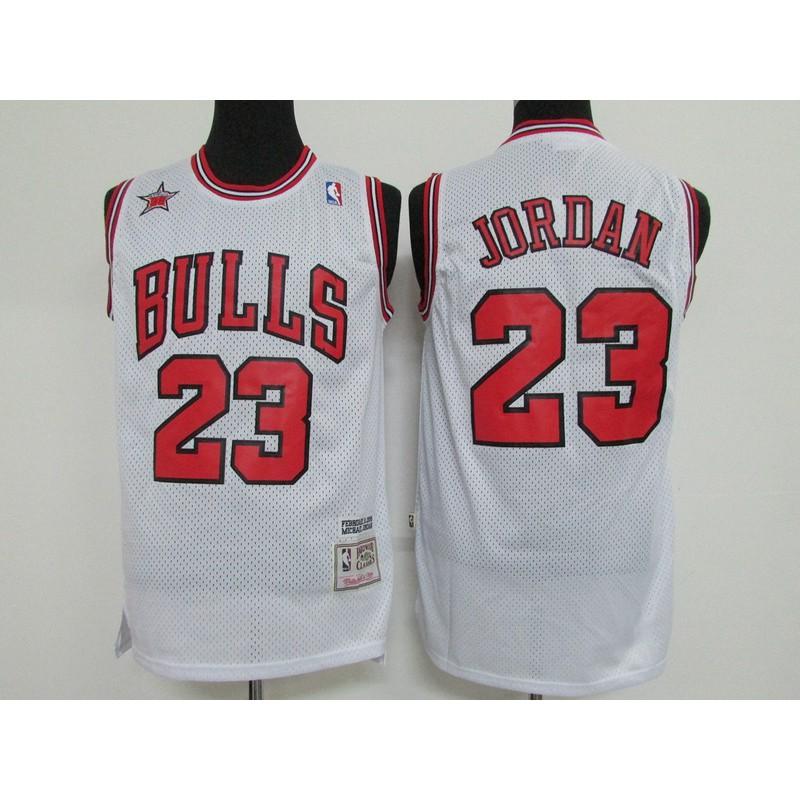 huge discount bc60c af866 xiaoxiapi Nike Chicago Bulls Michael Jordan NBA Jersey #23 Uniform
