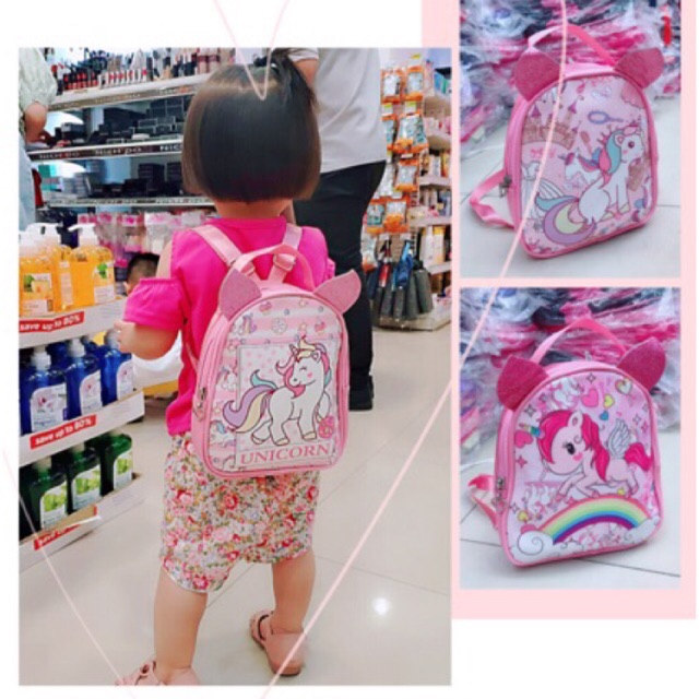 892b2984e ProductImage. ProductImage. Hello kitty unicorn small back pack 10inches