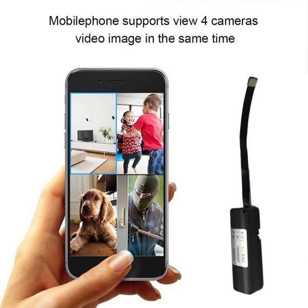 Security IP Camera Mini WIFI 1080P HD Wireless DIY Module DV DVR NVR Nanny  Cam