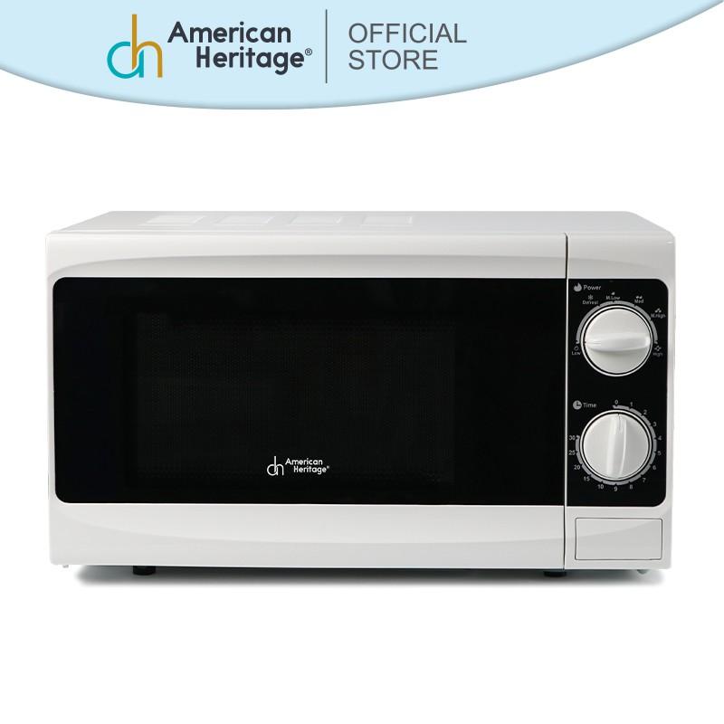 American Heritage Microwave Oven AHMO-6172