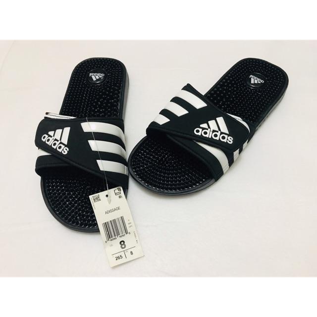 hot sale online b4c58 35db8 adidas (unisex) Training Adissage Slides  Shopee Philippines