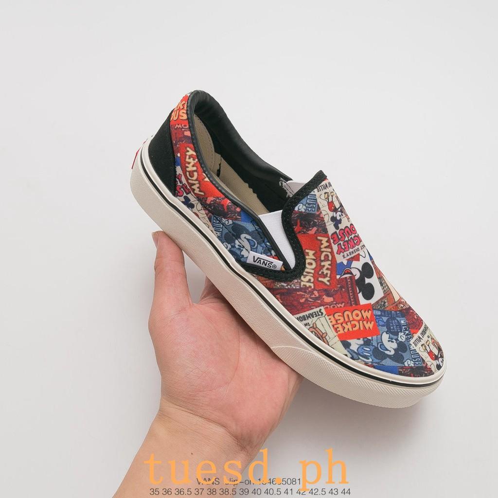 vans slip on shoes for men