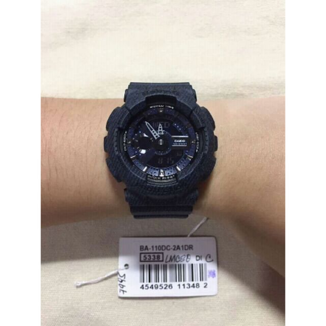 5b4abad2ff1d BABY G WATCH ORIGINAL | Shopee Philippines