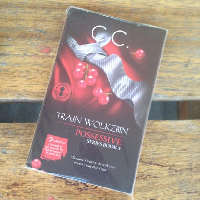 Possessive Series Book 3: Train Wolkzbin by Cecelib
