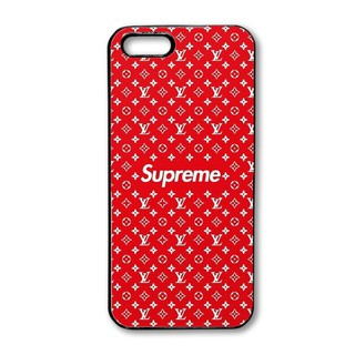 online retailer a3830 5a42e LV Supreme Red Phone Case For Iphone 7 plus | Shopee Philippines