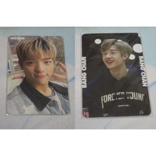 STRAY KIDS - 'Mixtape' Photocards (Bangchan / Woojin