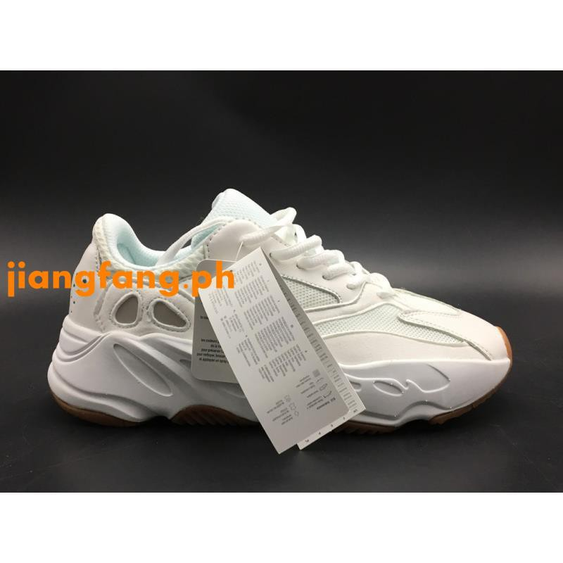 buy popular 5f088 98a77 [jiangfang]estsd Adidas Yeezy Boost Wave Runner 700 'White Gum original