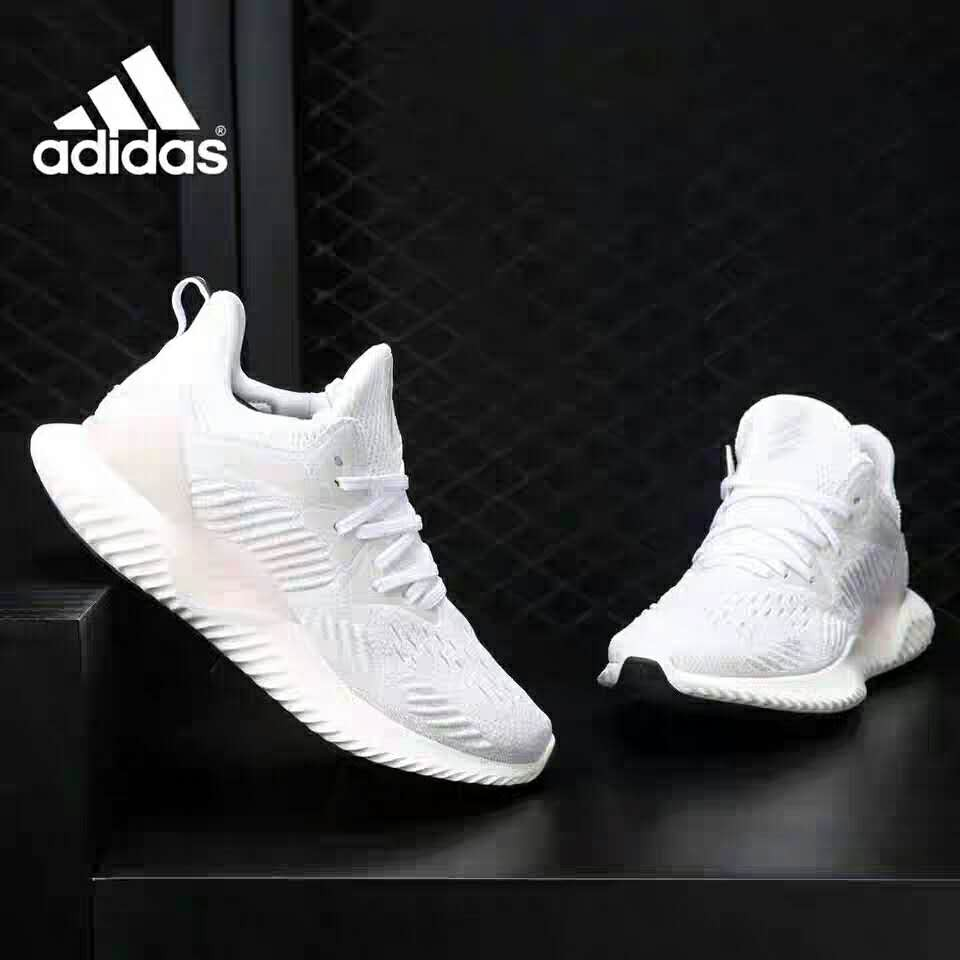 new adidas alpha runnung shoes for men