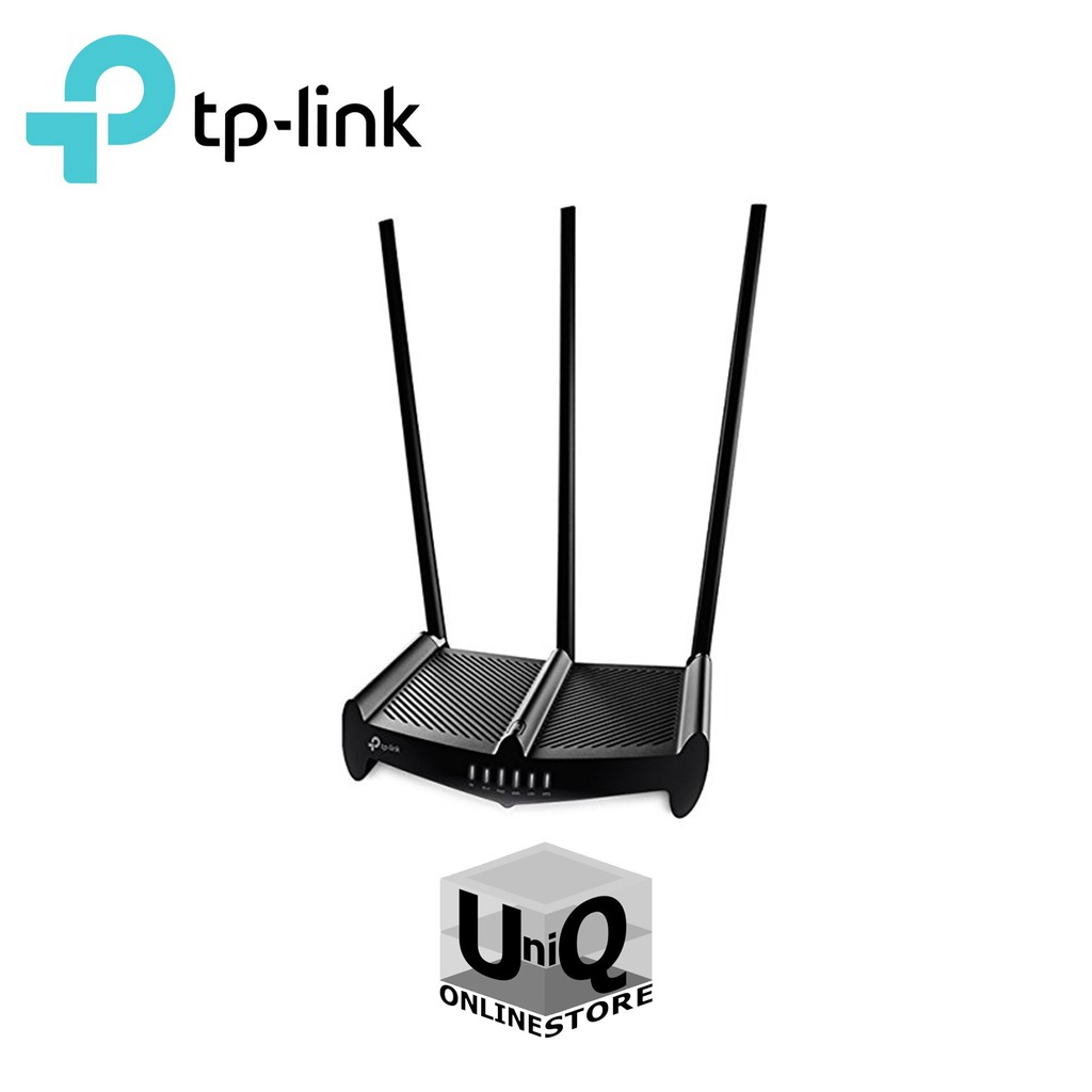 TP-Link TL-WR941HP 450Mbps High Power Wireless N Router 9dBi Antennas with  Boosted Coverage