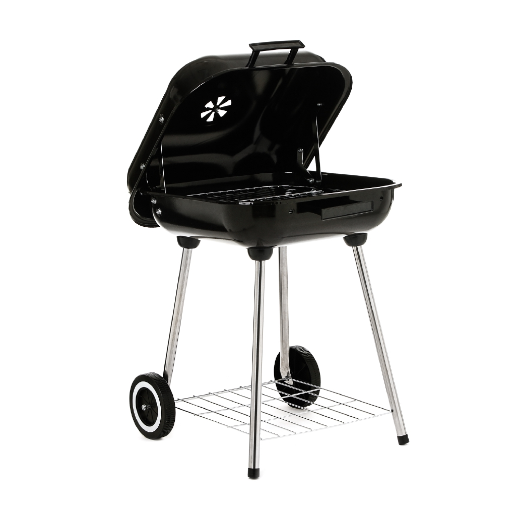Ace Hardware Square Charcoal Grill 18in Shopee Philippines