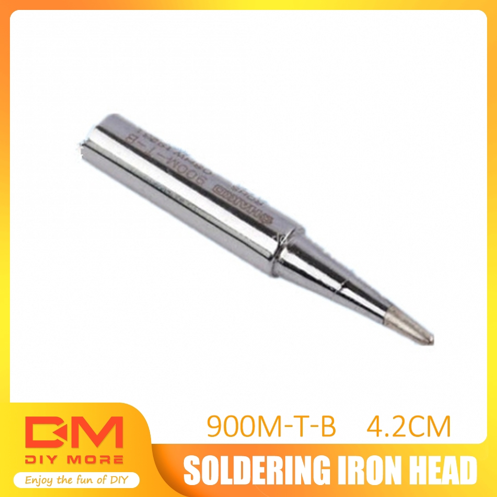 5PCS NEW 900M-T-I 936 Replace Pencil Soldering Solder Iron Tip New