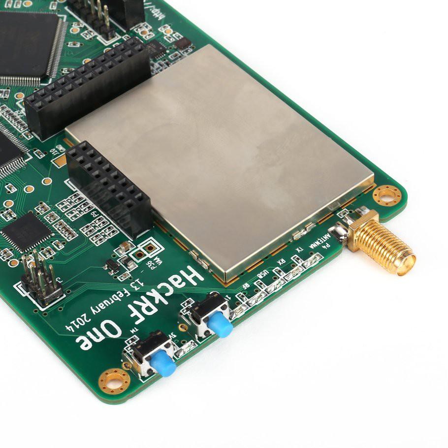 SKM✨HackRF One 1MHz-6GHz SDR Software Defined Radio