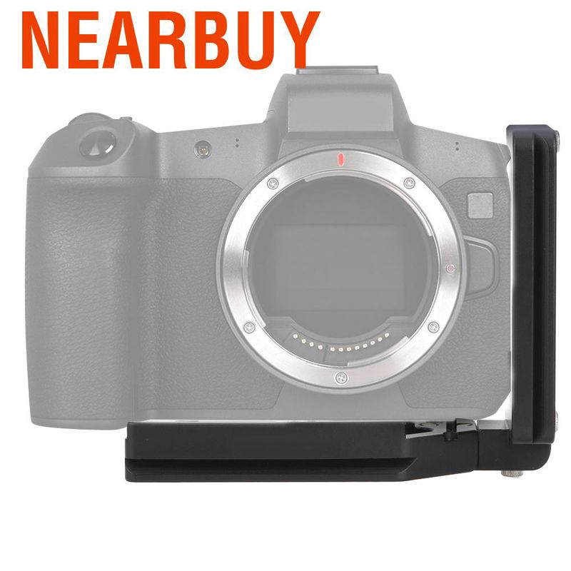 EOS R Grip Vertical Shoot Hand Grip QR Quick Release L Plate Camera Holder Holder para Canon EOS R