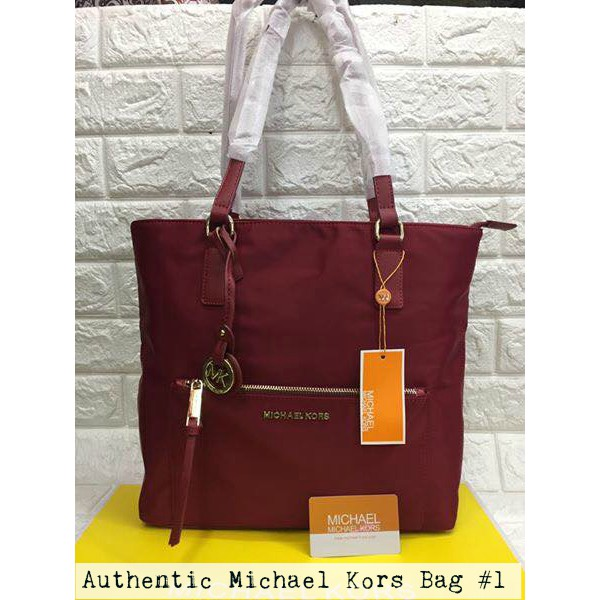 38b0eeee6dd9 Authentic Michael Kors HAMILTON CROSSBODY BAG | Shopee Philippines
