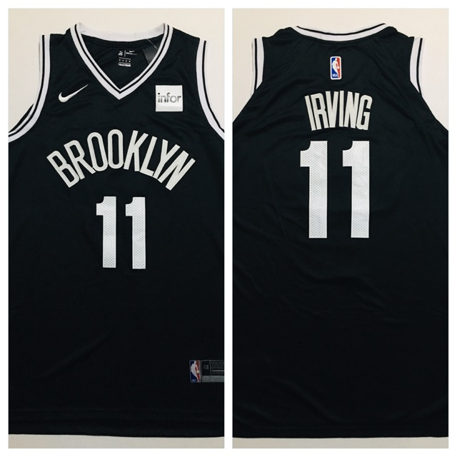 reputable site 742ee b09cc Kyrie Irving Brooklyn Nets Jersey