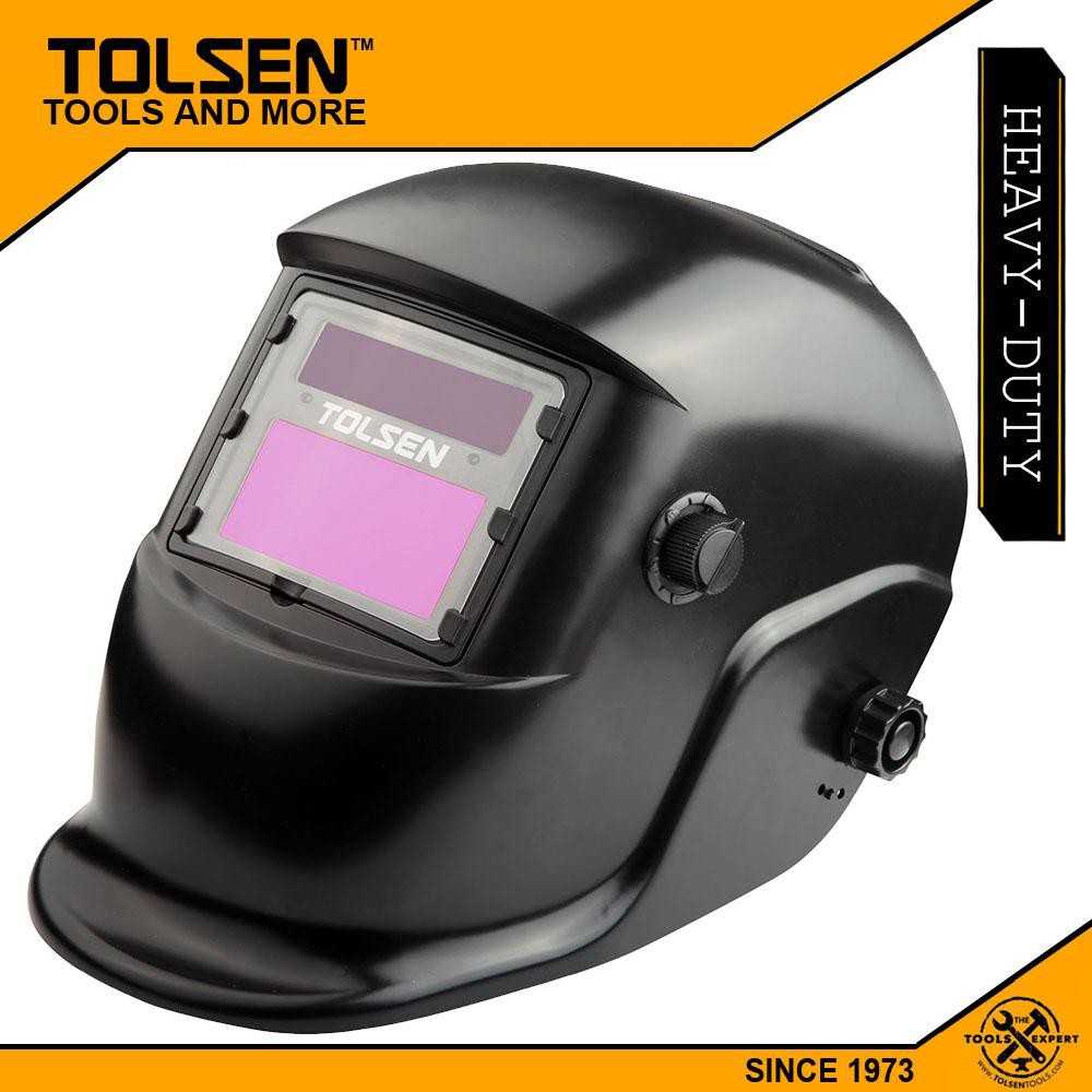 Tolsen Fully Automatic Welding Mask Lithium Ce Approved Shopee Philippines