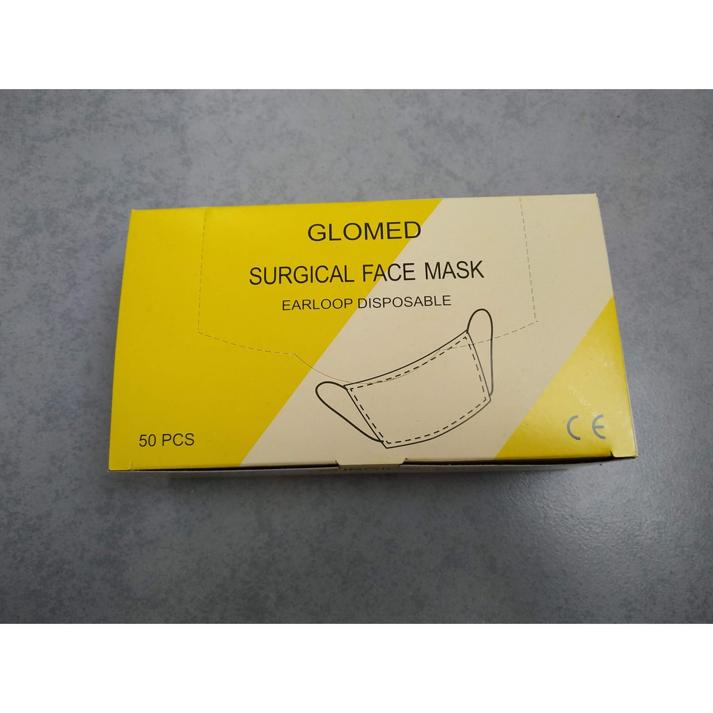 Glomed Face Mask Disposable Disposable Glomed Face Glomed Mask Face Disposable