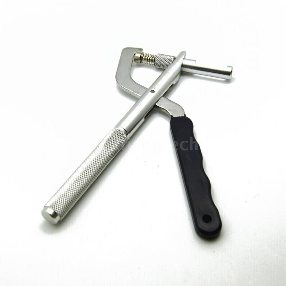 Auto Car Remote Key Blade Pin Disassembling Clamp Locksmith Pilers Tool Kit