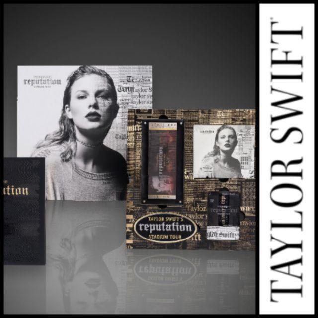 Taylor Swift Reputation Tour Vip Box Shopee Philippines