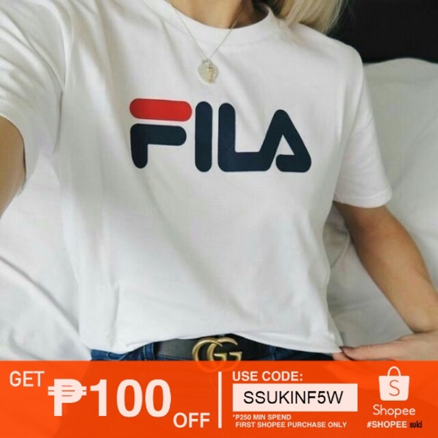 04096ddb Shop Tees Online - Women's Apparel | Shopee Philippines