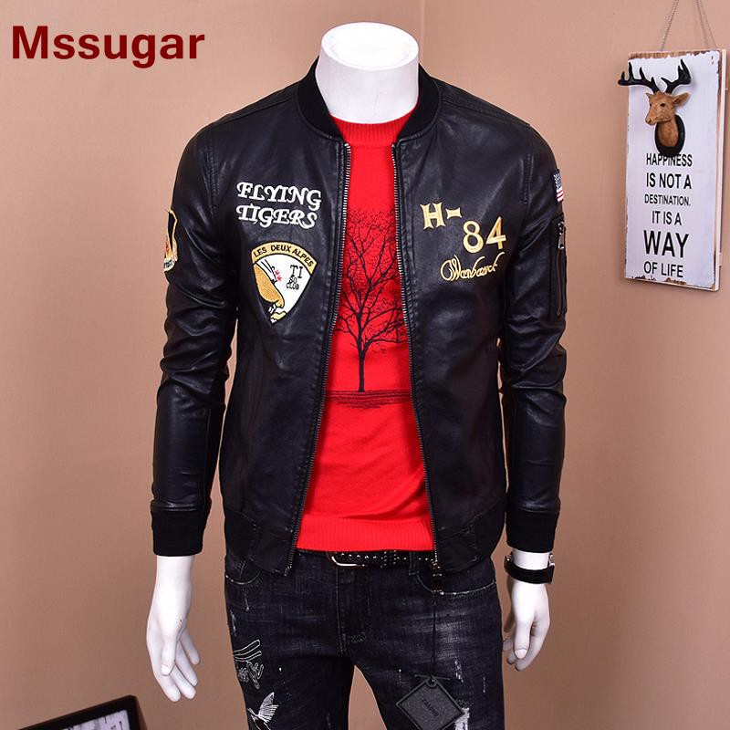 76fb1cadc leather jacket - Others Prices and Online Deals - Men s Apparel Oct ...