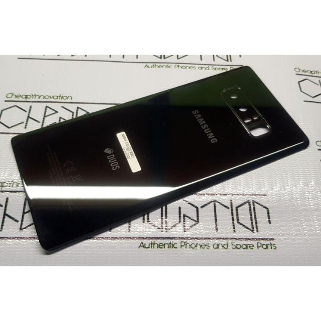 Original Glass Back Cover for Samsung Note 8