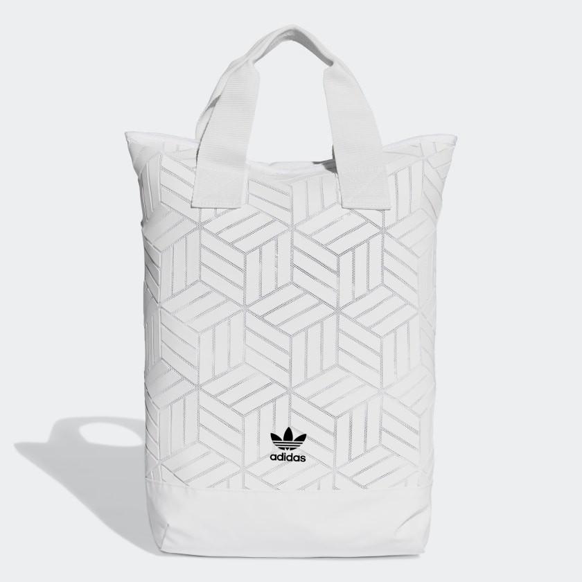 adidas bag geometric