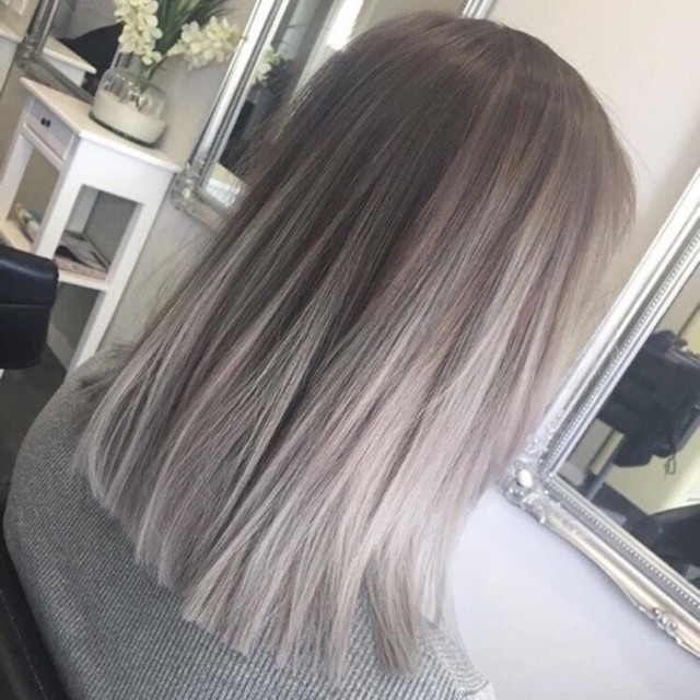 Bremod Ash Golden Blonde Hair Color Shopee Philippines