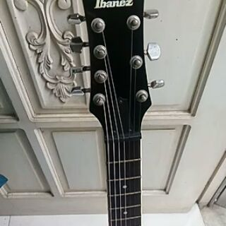 Ibanez Ax7221 Seven Strings Electric Guitar Shopee Philippines