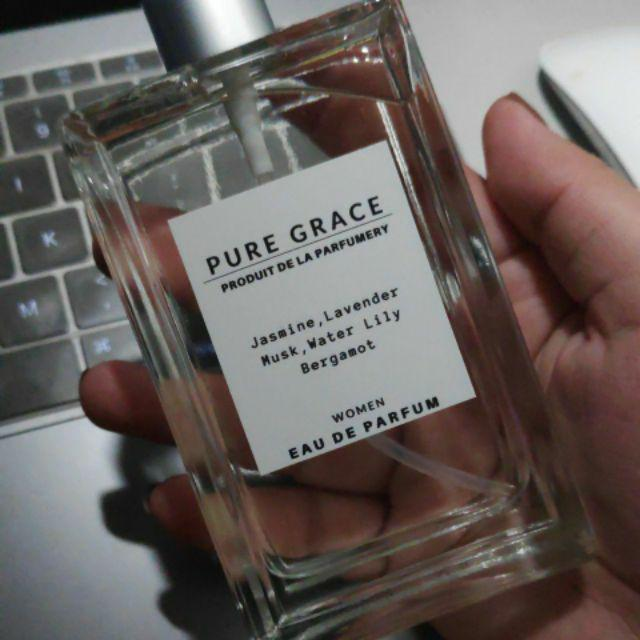 Philosophy Pure Grace Inspired Perfume by NMK Styleco