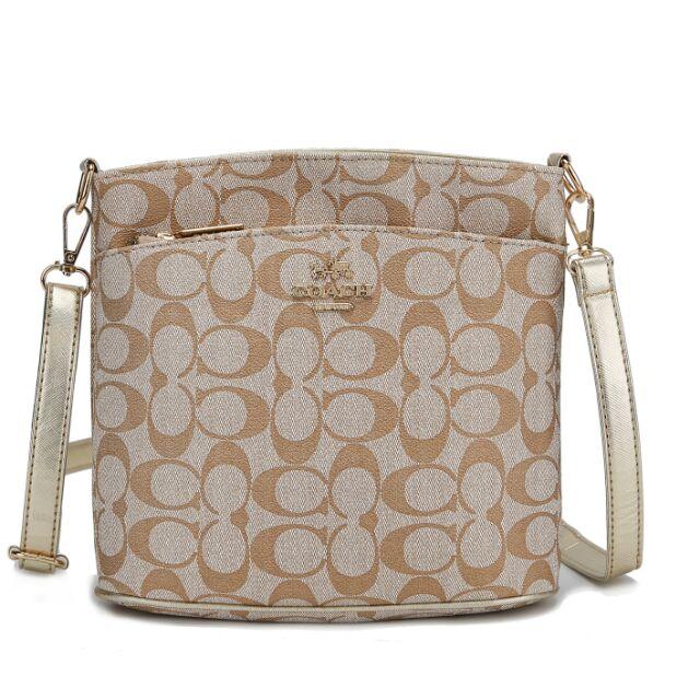 Ladies Fashion Coach Shoulder Bag Sling Bag