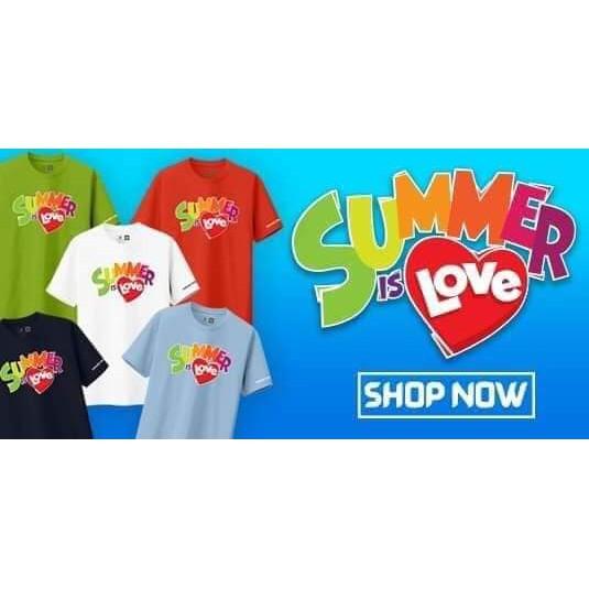 Summer Is love shirt