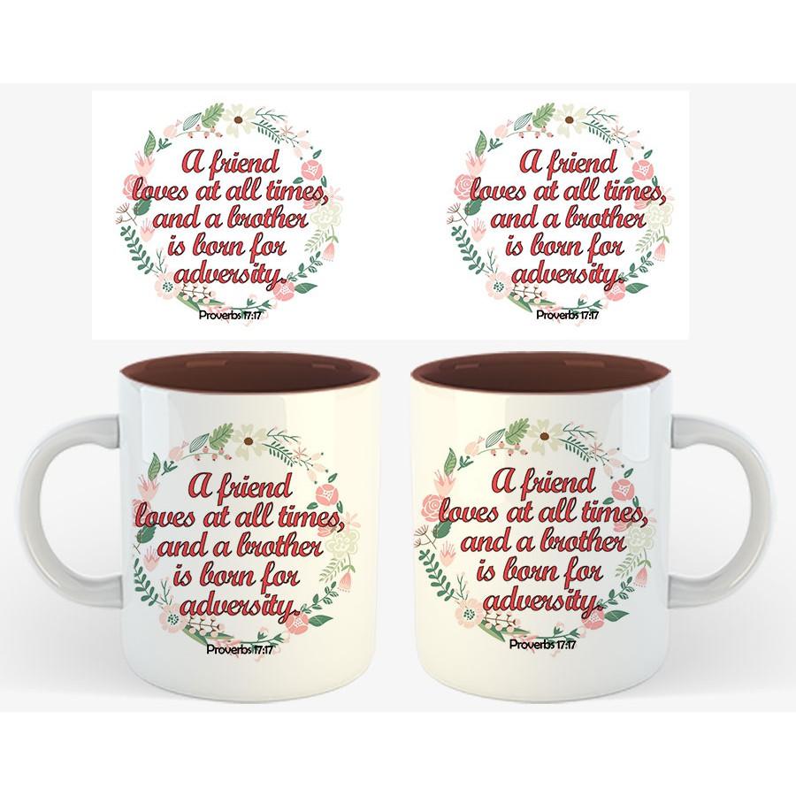 ceramic coffee mugs permanent quotes design