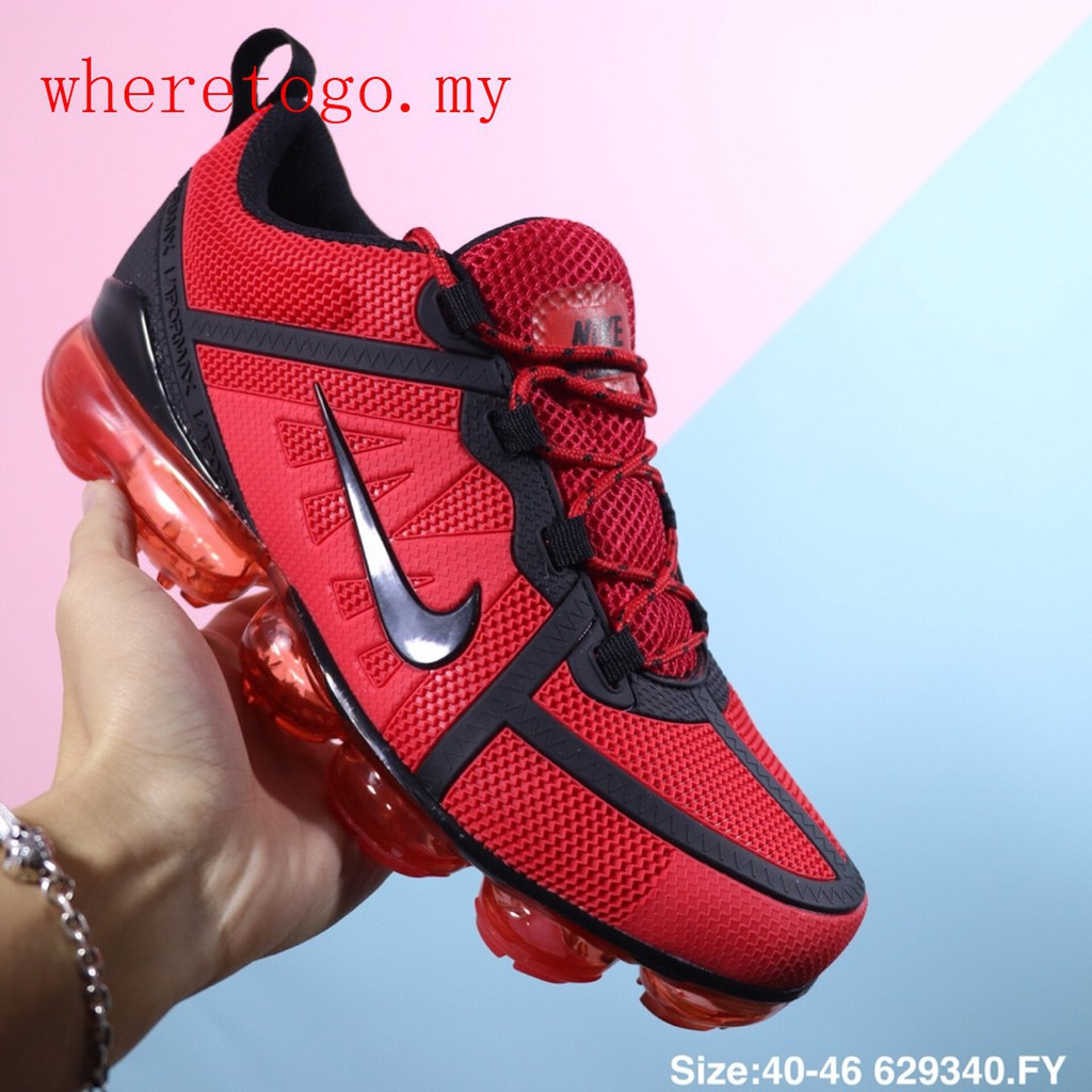 f4af61463d855 Nike Air Zoom Vomero 13 Men Sport Shoes Running Shoes Red