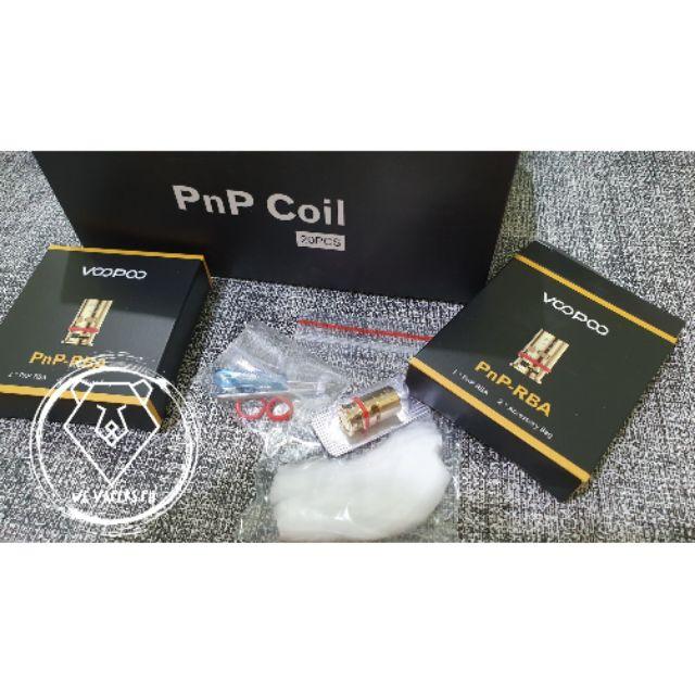 Authentic Legit Voopoo Vinci Pnp Rba Coil Shopee Philippines