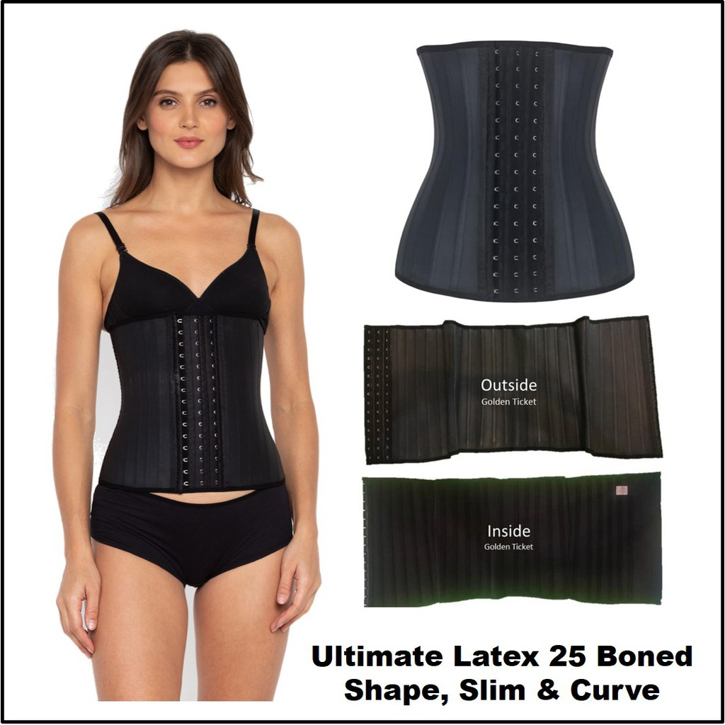 6a668e6255317 Spandex Polytester Waist Trainer - Daily Confidence Booster