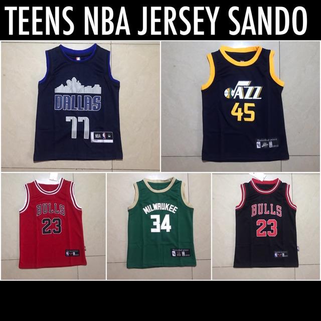kids nba basketball jerseys