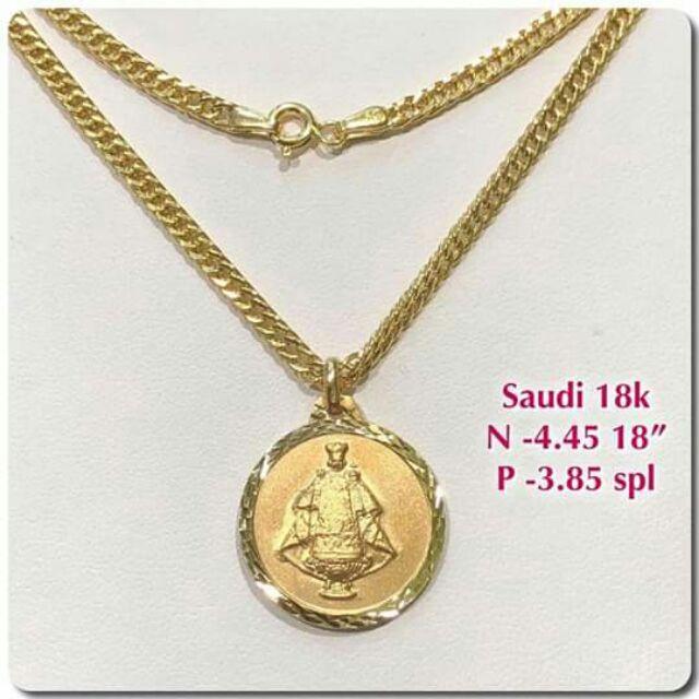 979eea3c722c5 18k saudi gold necklaces. Pawnable. Authentic.Price Per gram