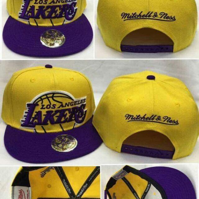 Mitchell and Ness - Los Angeles Kings Splash Snapback Hat  083e9ba69f3d