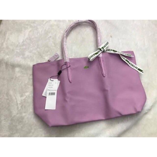 db8e6b7de76 Lacoste tote bag replica | Shopee Philippines