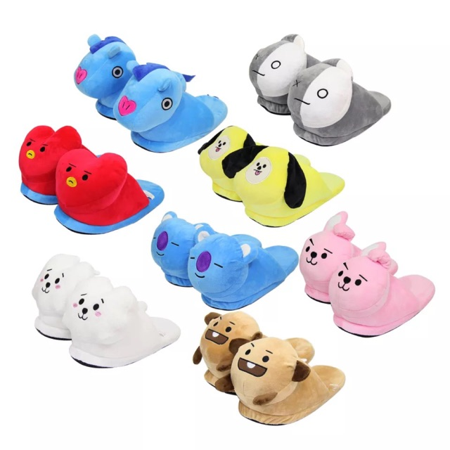 9fa44f4caf2a BTS bt21 Bedroom Slippers