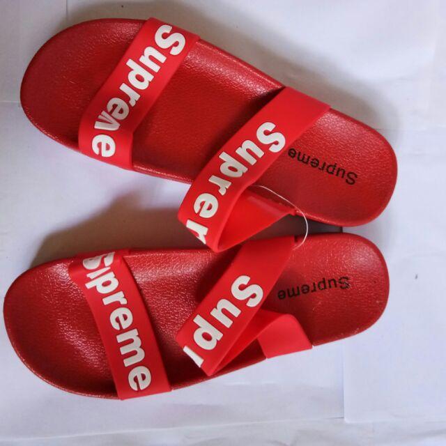 4e909a4f21d3 supreme slipper - Sandals   Flip-flops Prices and Online Deals - Men s  Shoes Jan 2019