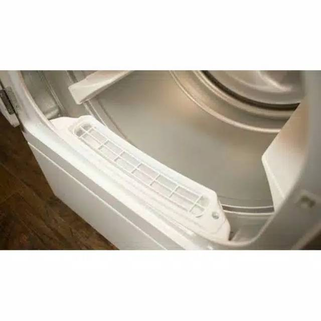 Lint Filter 510502W Dryer Cover White