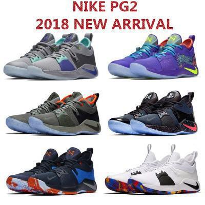 f1e9f574b7 100% original Nike PG 2 EP Sneaker Shoes | Shopee Philippines