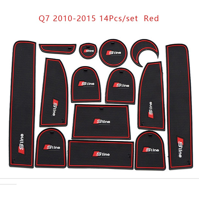 Aoile Side Stand Extension Pad Professional Motorcycle Kickstand Foot for BMW G310GS 17-18 red