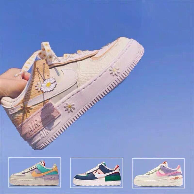 Nike Air Force 1 Shadow Low Cut White Shoes For Women Shoes Shopee Philippines From the classic air force 1 low to the retro air force 180, buy and sell every nike air force release now on stockx. invol co
